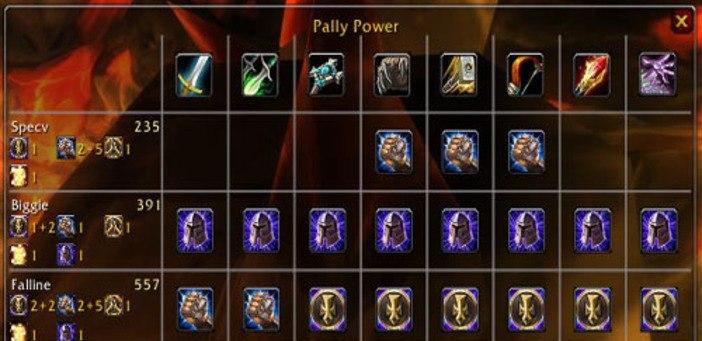 скачать pallypower 3.3.5 а бесплатно