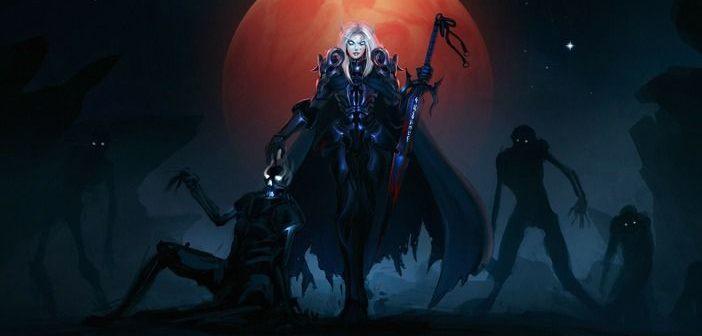 Билды для ДК - Рыцаря Смерти | Вселенная World of Warcraft | 336x702