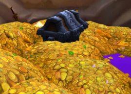 Как достичь максимального значения золота в WoW