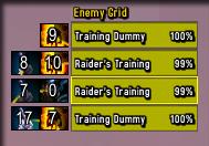 Enemy Grid